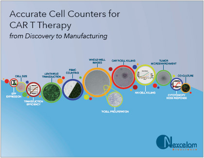 Accurate Cell Counters for CAR T Therapy